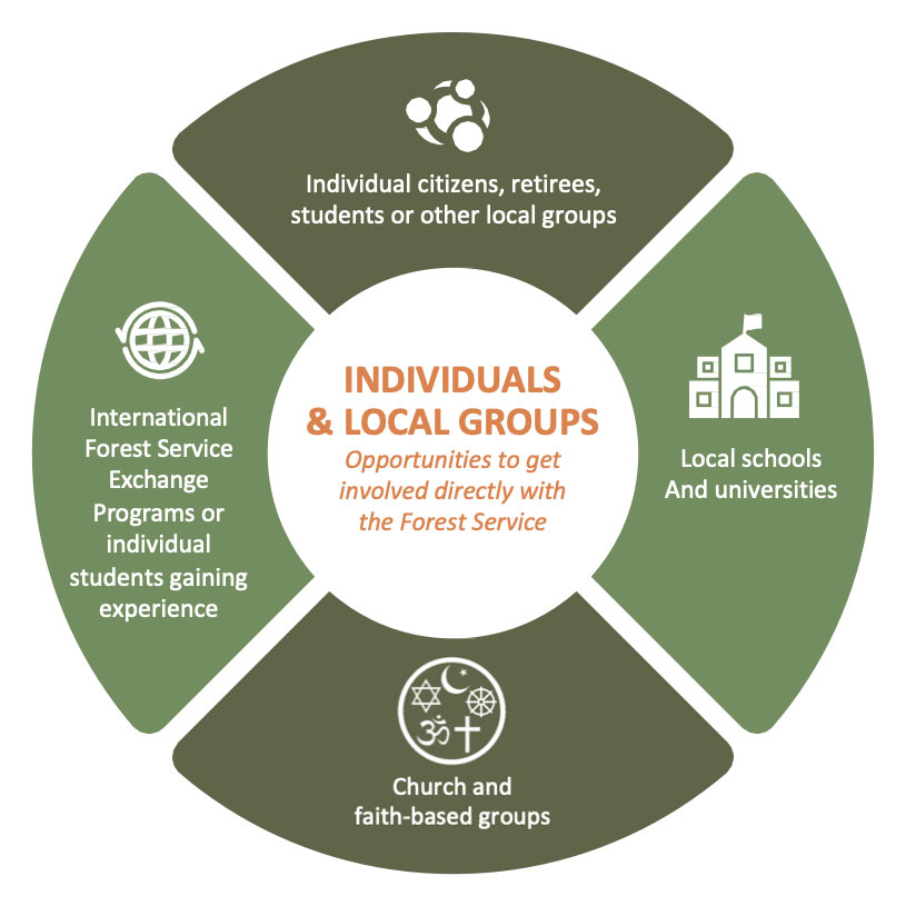 Individual & Local Groups